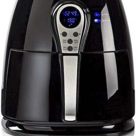 Digital Hot Air Fryer | 3 L | 60-minute timer | 6 preset programs