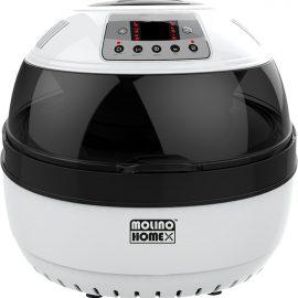 Molino Health Fryer - Hetelucht friteuse- Wit- 10L -