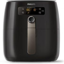 Philips Airfryer Compact HD9741/10 - Hetelucht friteuse 800g - Zwart