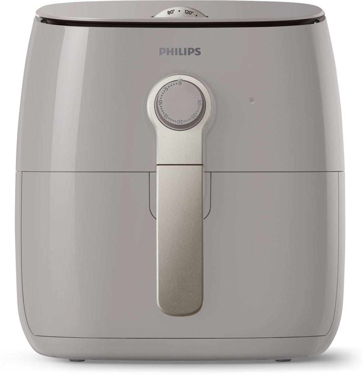 Philips Viva Airfryer HD9621/80 - Hetelucht friteuse - Beige