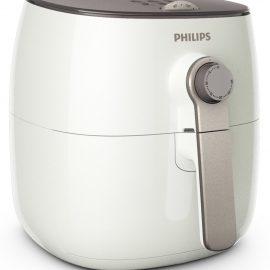 Philips Viva Airfryer HD9622/20 - Hetelucht friteuse - Wt/Zilver