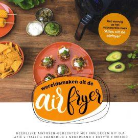 Wereldsmaken uit de airfryer - kookboek