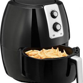 [pro.tec]® Hetelucht Friteuse - frietpan - 3 liter - 1300 Watt