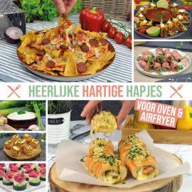 Heerlijke Hartige Hapjes kookboek