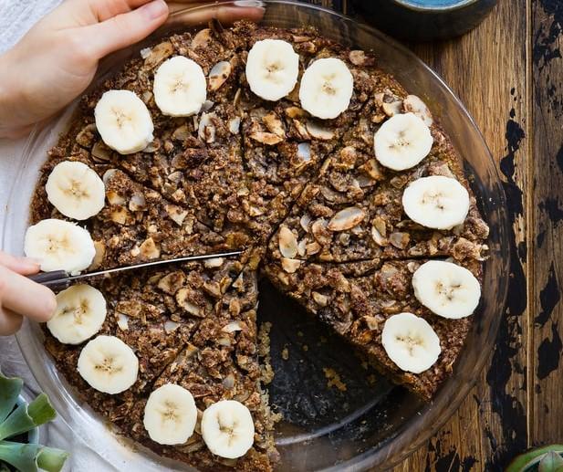 bananenbrood uit de airfryer