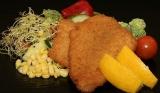 Goudbruine en krokante visfilet uit de Airfryer