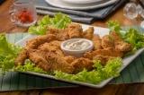 Krokante kip drumsticks à KFC